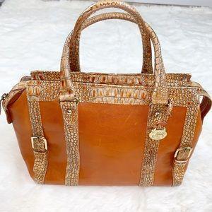 Brahmin vintage Brulee Tuscan Collection bag